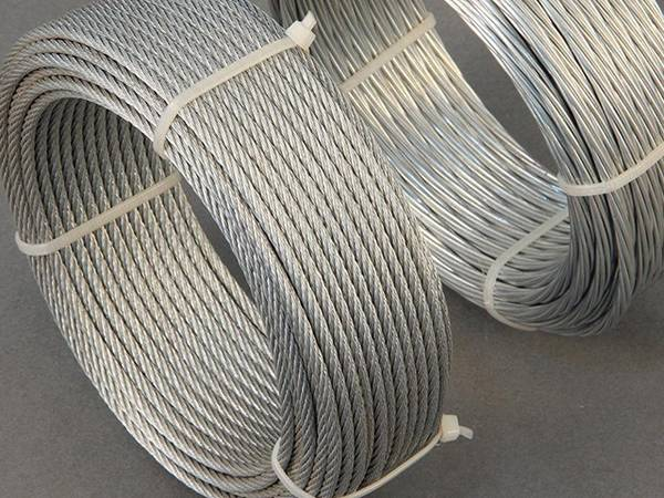 Galvanized Stranded Wire