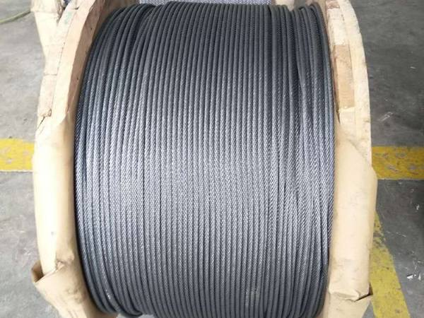 Steel Core Wire Rope and Hemp Core Wire Rope Types and Specifications