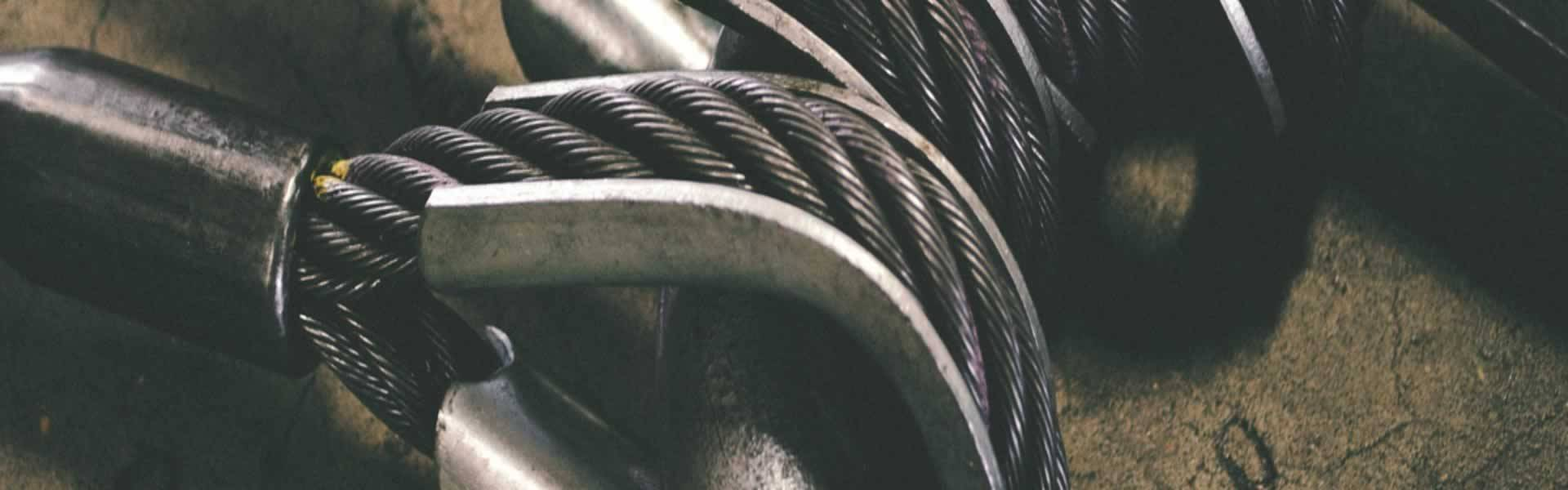 Wire Rope and Wire Rope Slings for Lifting Solutions