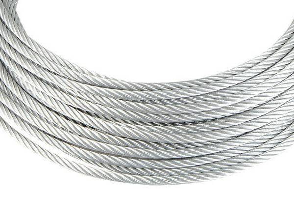 Galvanized Steel Guy Wire1