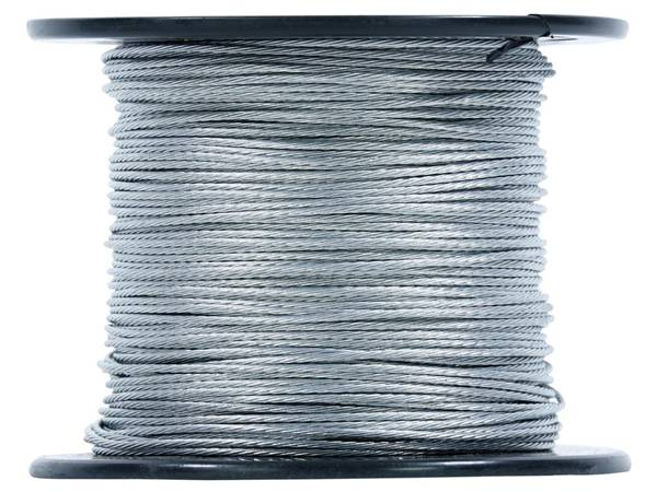 Galvanized Steel Guy Wire2